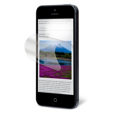 3M Natural View Anti-Glare Screen Protector for iPhone 5
