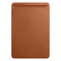 """Apple Leather Sleeve for iPad Pro 10.5"""" - Saddle Brown"""