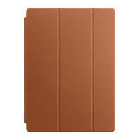 """Apple Leather Smart Cover for iPad Pro 12.9"""" - Saddle Brown"""