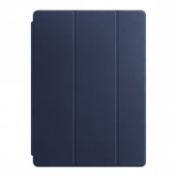 """Apple Leather Smart Cover for iPad Pro 12.9"""" - Midnight Blue"""