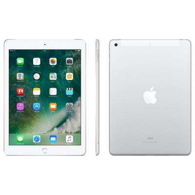 iPad Wi-Fi + Cellular 128GB - Silver