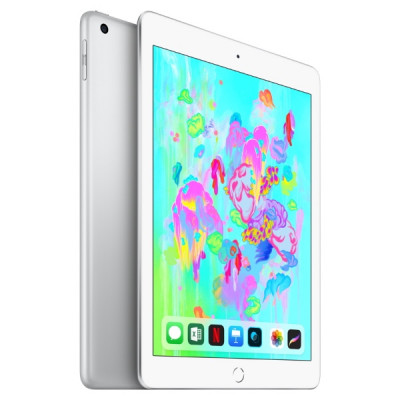 iPad 6 Wi-Fi 128GB - Silver