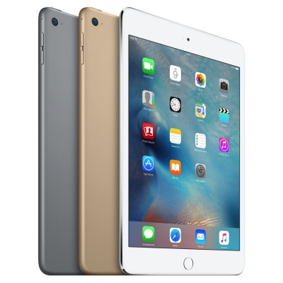 iPad mini 4 Wi-Fi + Cellular 128GB - Gold