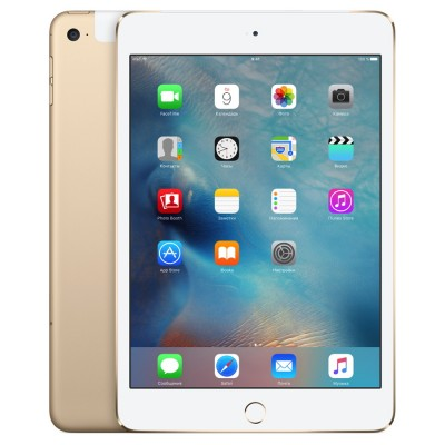 iPad mini 4 Wi-Fi + Cellular 16GB - Gold