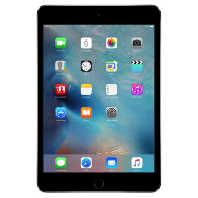 iPad mini 4 Wi-Fi 128GB - Space Gray