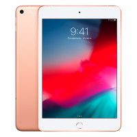 iPad mini 5 Wi-Fi + Cellular 256GB - Gold