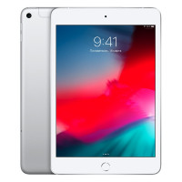 iPad mini 5 Wi-Fi + Cellular 256GB - Silver