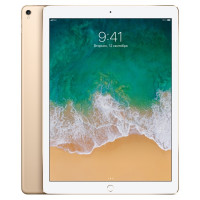 "iPad Pro 12.9"" Wi-Fi + Cellular 64GB - Gold"