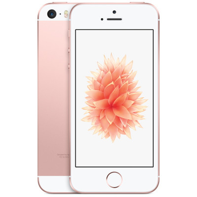 iPhone SE 64GB Rose Gold