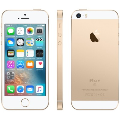 iPhone SE 128GB Gold