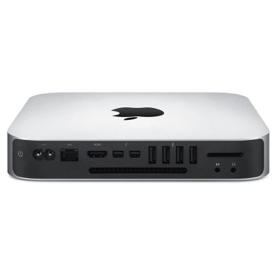 Mac mini dual-core Core i5 2.6ГГц 16ГБ • 256ГБ SSD • Iris Graphics 5100