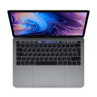 "MacBook Pro 13"" with Touch Bar quad-core Core i7 2.8ГГц • 16ГБ • 2ТБ • Iris Plus Graphics 655 – Space Grey"
