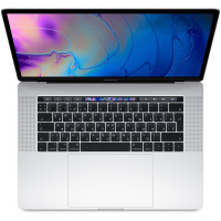 "MacBook Pro 15"" with Touch Bar 6-core Core i7 2.6ГГц • 16ГБ • 256ГБ • Radeon Pro 555X 4ГБ - Silver"