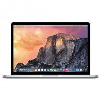 "MacBook Pro 15"" quad-core Core i7 2.2ГГц • 16ГБ • 256ГБ • Iris Pro 5200 – Silver"