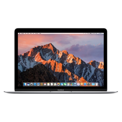 "MacBook 12"" dual-core Core i7 1.4ГГц • 16ГБ • 512ГБ • HD Graphics 615 - Silver"