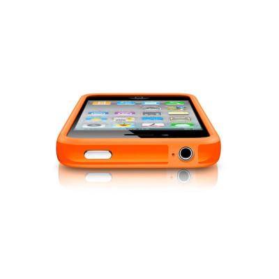 Apple iPhone 4/4S Bumper - Orange