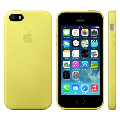 Apple iPhone 5s Case - Yellow