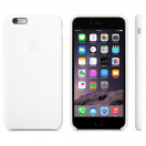 Apple iPhone 6 Plus Silicone Case - White