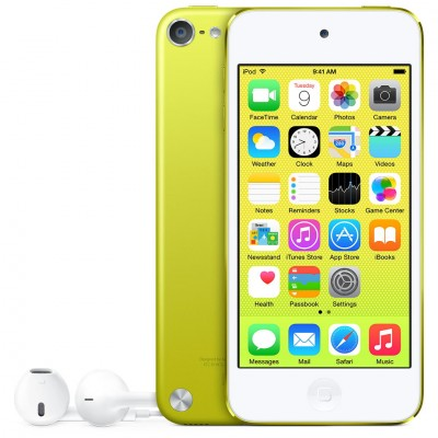 iPod touch (5G) 64GB - Yellow