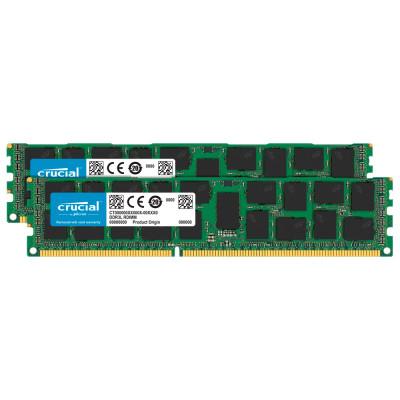 Crucial 32GB (2x16GB) 1866MHz DDR3 ECC RDIMM Kit for Mac Pro (Late 2013)