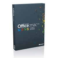 Microsoft Office for Mac Home and Business 2011 - 1-Pack (Русский)