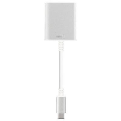 Moshi USB-C to VGA Adapter - Silver