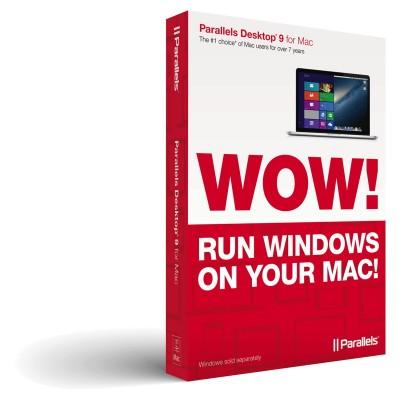 Parallels Desktop 9 для Mac