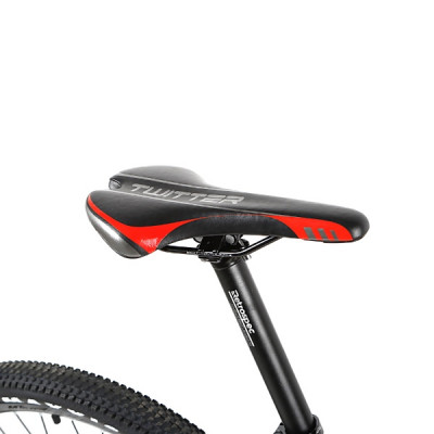 "Twitter MANTIS-E1 15.5"" - Black/Red"