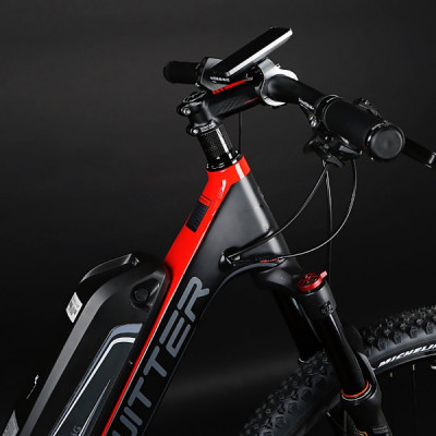 Twitter TW-E9W - Black/Red