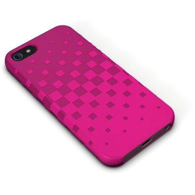 XtremeMac Tuffwrap for iPhone 5 - Pink (Розовый)
