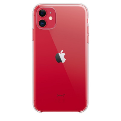 Apple iPhone 11 Clear Case