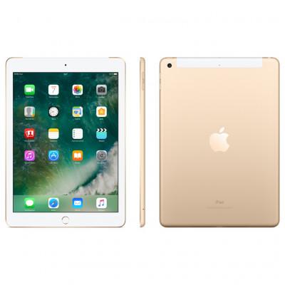 iPad Wi-Fi + Cellular 128GB - Gold