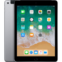 iPad 6 Wi-Fi + Cellular 128GB - Space Gray