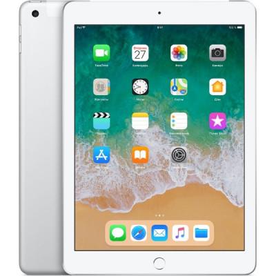 iPad 6 Wi-Fi + Cellular 128GB - Silver