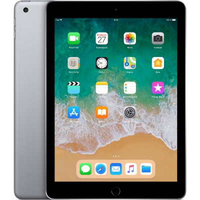 iPad 6 Wi-Fi 32GB - Space Gray