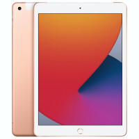 iPad 8 Wi-Fi + Cellular 32GB - Gold