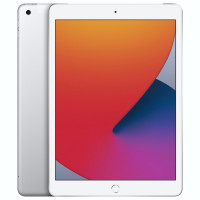 iPad 8 Wi-Fi + Cellular 32GB - Silver