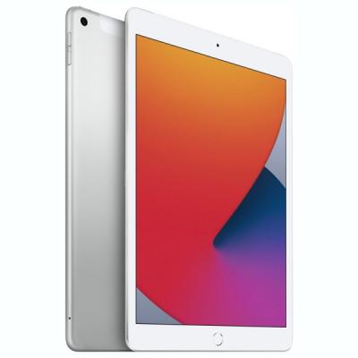 iPad 8 Wi-Fi + Cellular 128GB - Silver