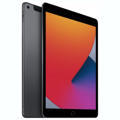 iPad 8 Wi-Fi + Cellular 128GB - Space Grey