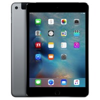 iPad mini 4 Wi-Fi + Cellular 128GB - Space Gray