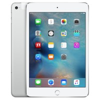 iPad mini 4 Wi-Fi + Cellular 128GB - Silver