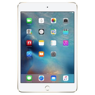iPad mini 4 Wi-Fi + Cellular 128GB - Gold