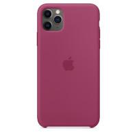Apple iPhone 11 Pro Max Silicone Case - Pomegranate