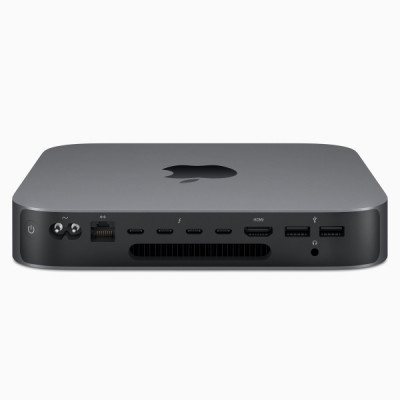 Mac mini 6-core Core i7 3.2ГГц 16ГБ • 512ГБ SSD • UHD Graphics 630