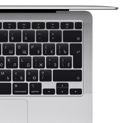 "MacBook Air 13"" 4-core Core i5 1.1ГГц • 16ГБ • 256ГБ • Iris Plus Graphics – Silver"
