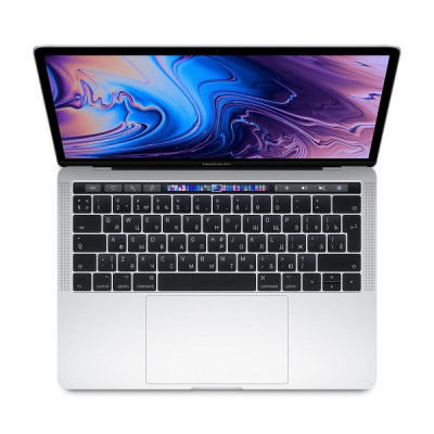 "MacBook Pro 13"" with Touch Bar quad-core Core i5 2.3ГГц • 8ГБ • 512ГБ • Iris Plus Graphics 655 – Silver"