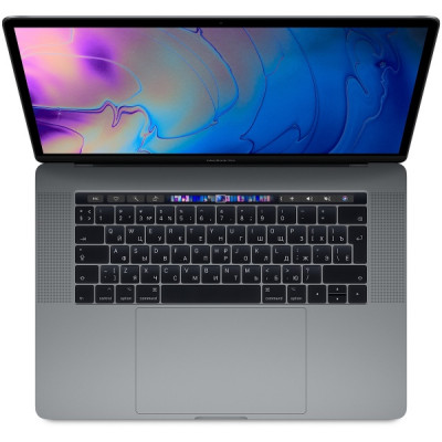"MacBook Pro 15"" with Touch Bar 6-core Core i9 2.9ГГц • 32ГБ • 1ТБ • Radeon Pro 560X 4ГБ - Space Grey"