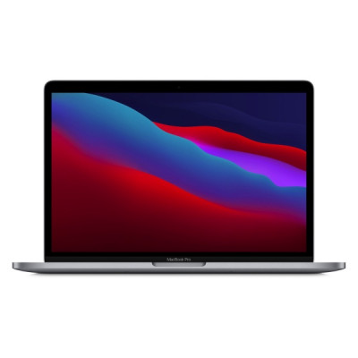 "MacBook Pro 13"" M1 8-core CPU/8-core GPU • 8ГБ • 256ГБ - Space Grey"