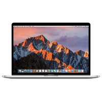"MacBook Pro 15"" with Touch Bar quad-core Core i7 2.8ГГц • 16ГБ • 256ГБ • Radeon Pro 555 2ГБ - Silver"