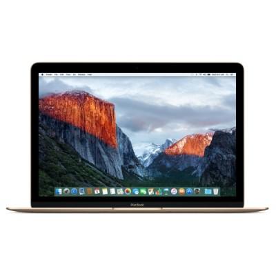 "MacBook 12"" dual-core Core m3 1.1ГГц 8ГБ/256ГБ/HD Graphics 515 - Gold"